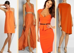 vestidos-color-naranja