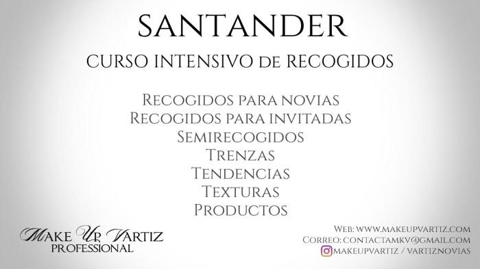 Cartel Santander