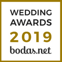 Sello Wedding Awards MKV 2019